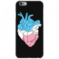 trans heart iPhone 6/6s Case | Artistshot