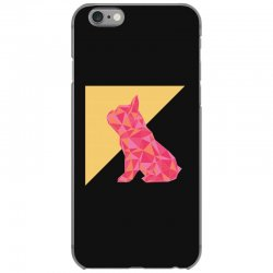 geometric doggy iPhone 6/6s Case | Artistshot