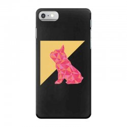 geometric doggy iPhone 7 Case | Artistshot