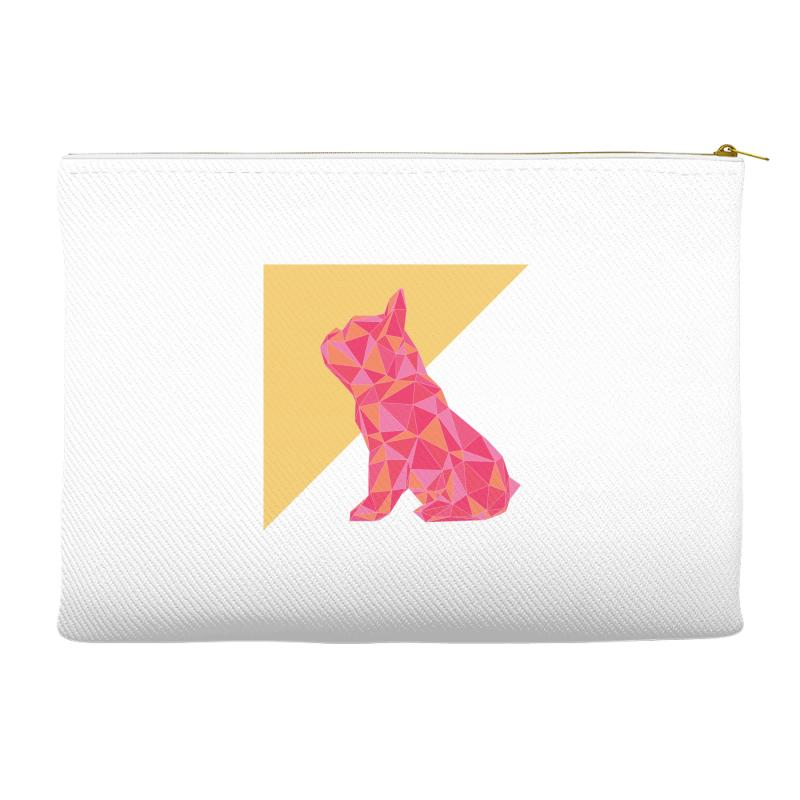 Geometric Doggy Accessory Pouches | Artistshot
