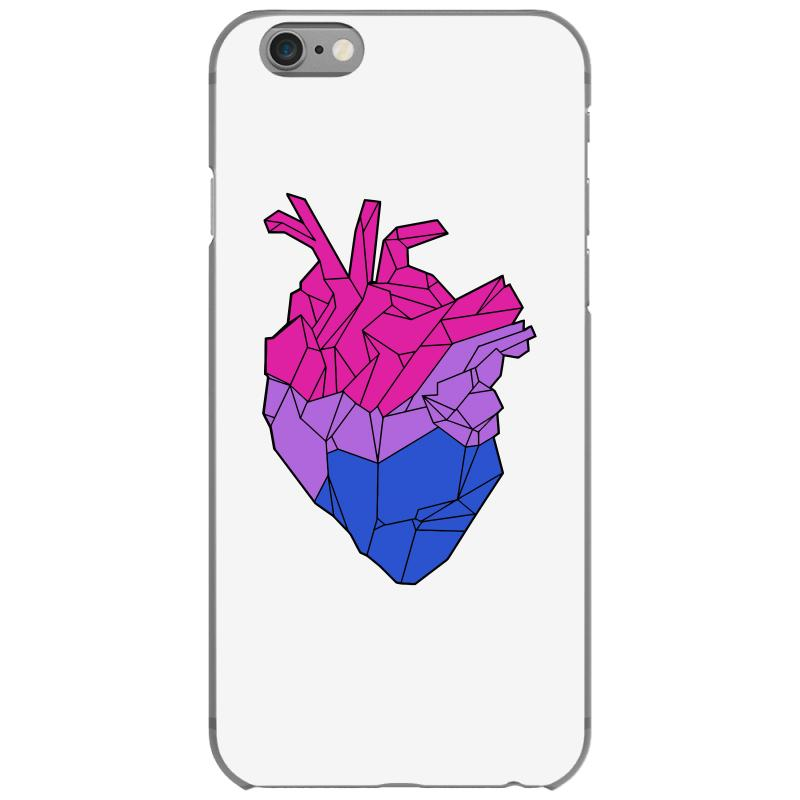 Bisexual Heart Iphone 6/6s Case | Artistshot