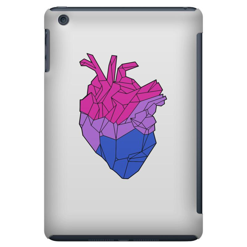 Bisexual Heart Ipad Mini Case | Artistshot