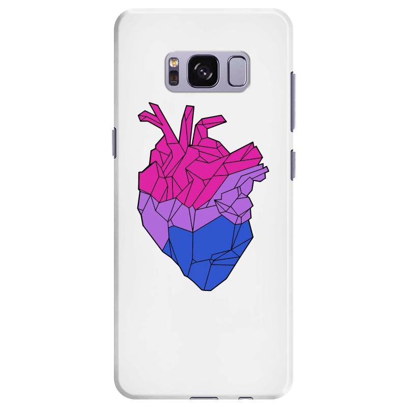 Bisexual Heart Samsung Galaxy S8 Plus Case | Artistshot