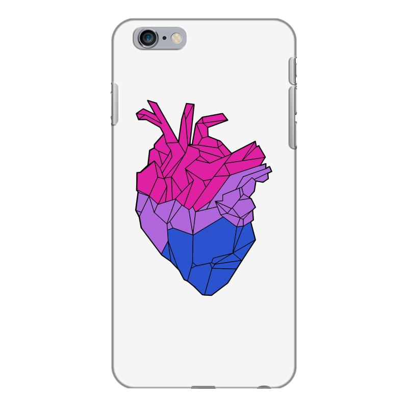 Bisexual Heart Iphone 6 Plus/6s Plus Case | Artistshot