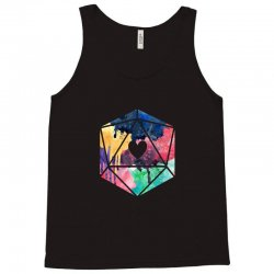 d20 watercolor Tank Top | Artistshot