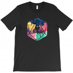 d20 watercolor T-Shirt | Artistshot