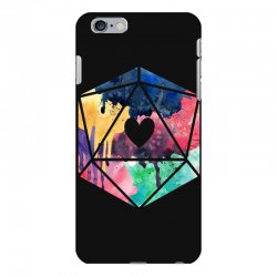 d20 watercolor iPhone 6 Plus/6s Plus Case | Artistshot