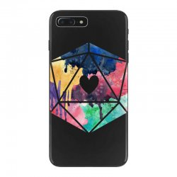 d20 watercolor iPhone 7 Plus Case | Artistshot