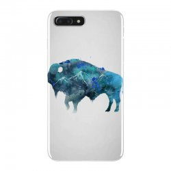 bison watercolor iPhone 7 Plus Case | Artistshot