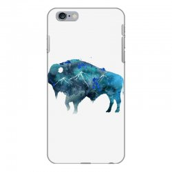 bison watercolor iPhone 6 Plus/6s Plus Case | Artistshot