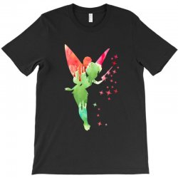 tinkerbell watercolor T-Shirt | Artistshot