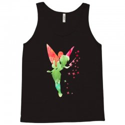 tinkerbell watercolor Tank Top | Artistshot