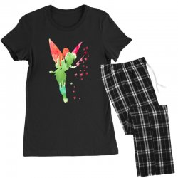 tinkerbell watercolor Women's Pajamas Set | Artistshot