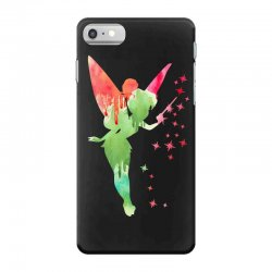 tinkerbell watercolor iPhone 7 Case | Artistshot