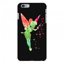 tinkerbell watercolor iPhone 6 Plus/6s Plus Case | Artistshot