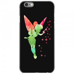 tinkerbell watercolor iPhone 6/6s Case | Artistshot