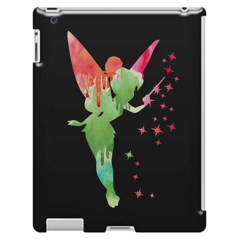 Tinkerbell Watercolor Ipad 3 And 4 Case | Artistshot