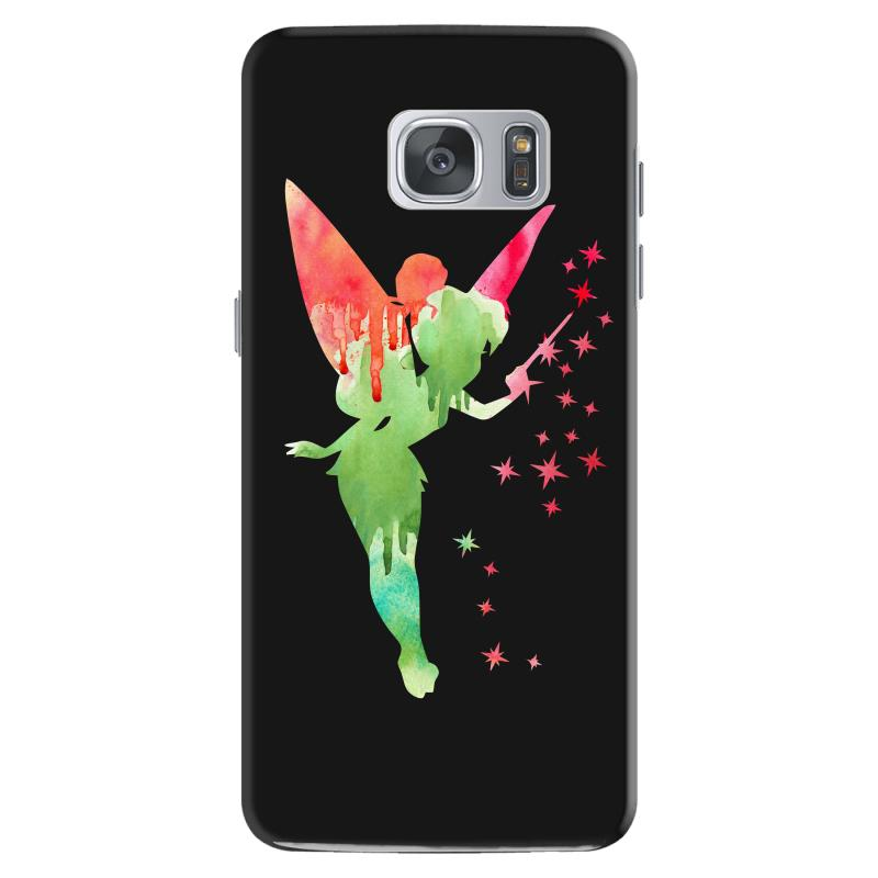 Tinkerbell Watercolor Samsung Galaxy S7 Case | Artistshot
