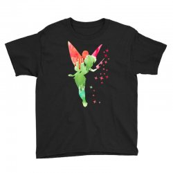 tinkerbell watercolor Youth Tee | Artistshot