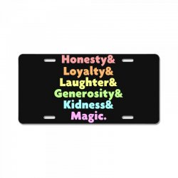 my little pony License Plate | Artistshot