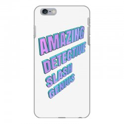 amazing detective slash genius for light iPhone 6 Plus/6s Plus Case | Artistshot
