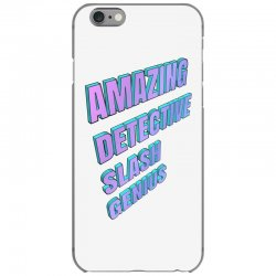 amazing detective slash genius for light iPhone 6/6s Case | Artistshot