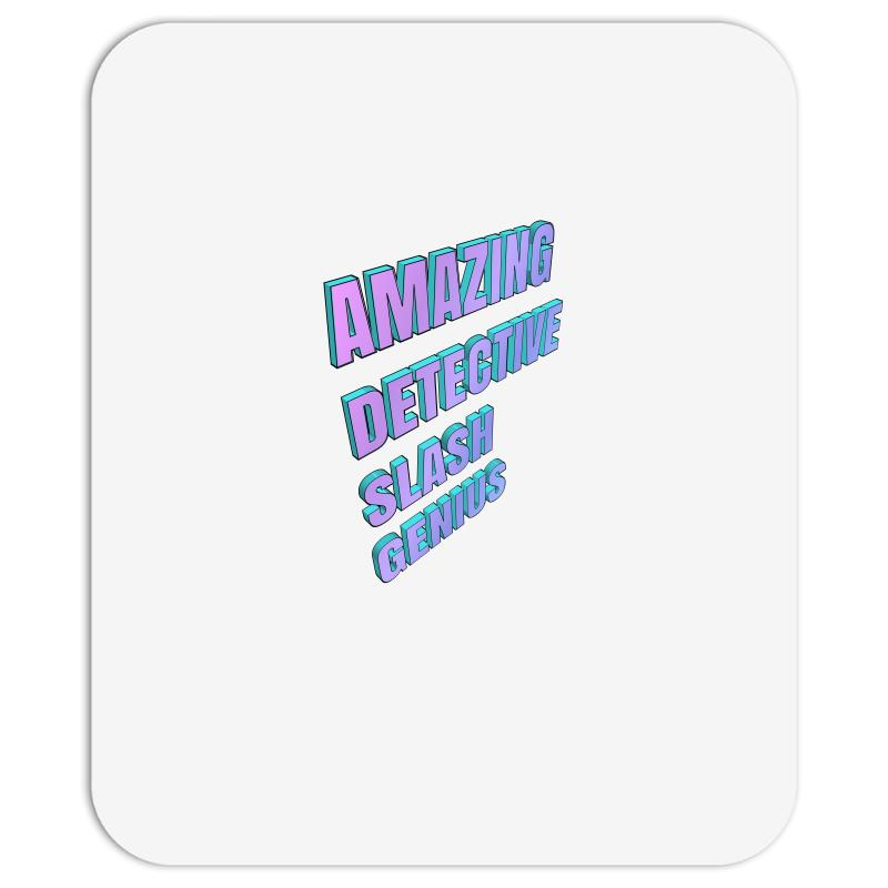 Amazing Detective Slash Genius For Light Mousepad | Artistshot