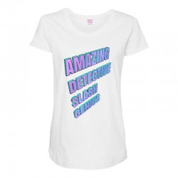 amazing detective slash genius for light Maternity Scoop Neck T-shirt | Artistshot
