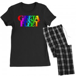 greta van fleet Women's Pajamas Set | Artistshot