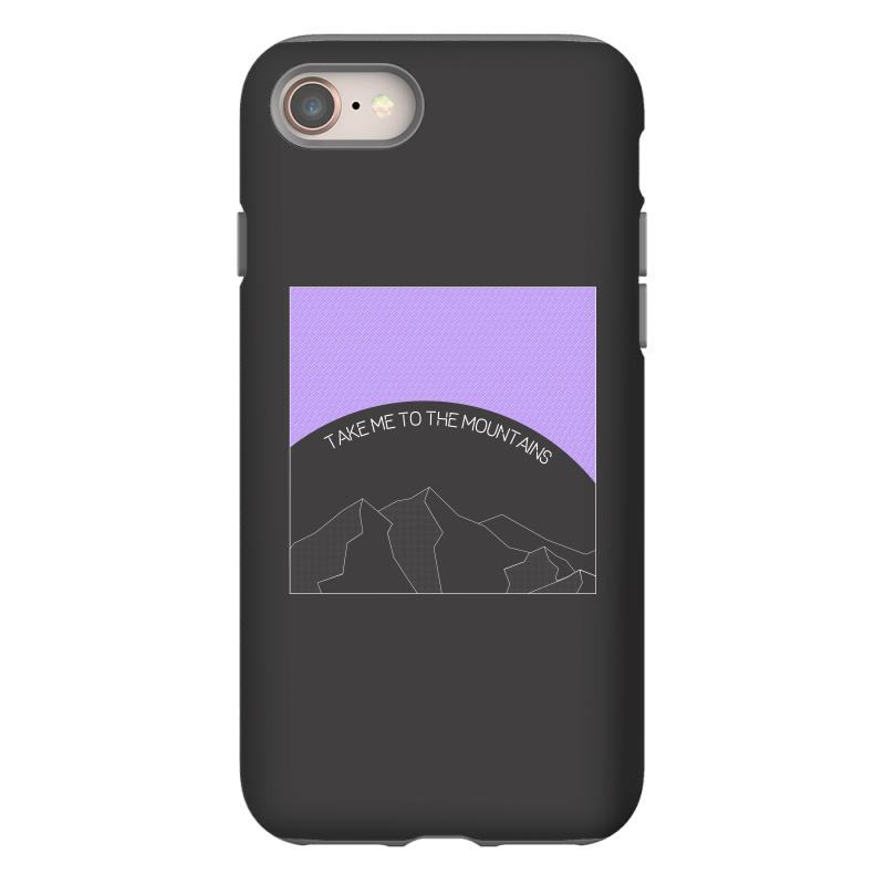 Take Me To The Mountains For Dark Iphone 8 Case | Artistshot