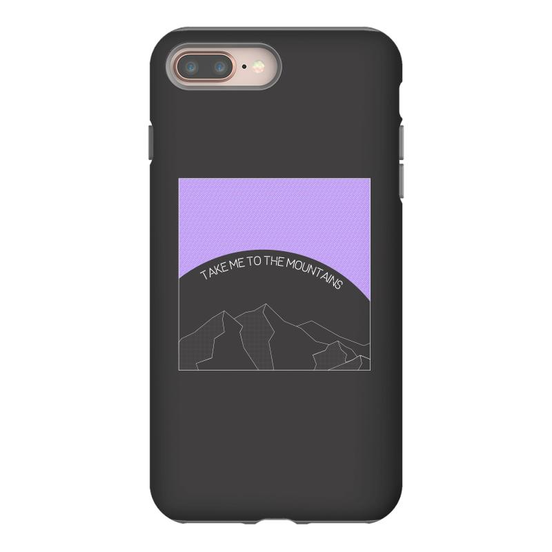 Take Me To The Mountains For Dark Iphone 8 Plus Case | Artistshot