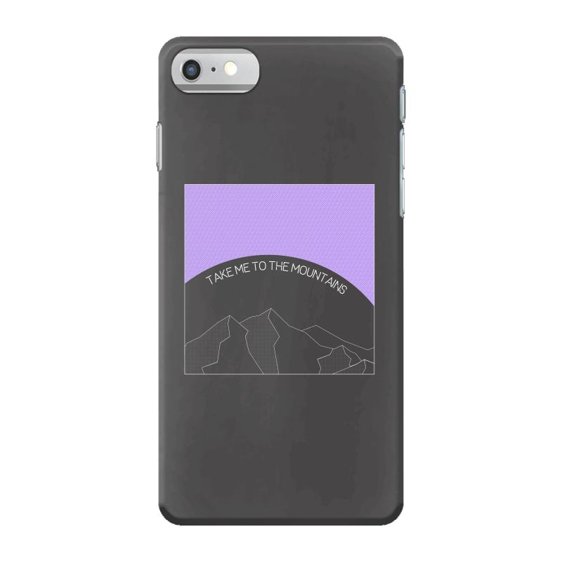 Take Me To The Mountains For Dark Iphone 7 Case | Artistshot