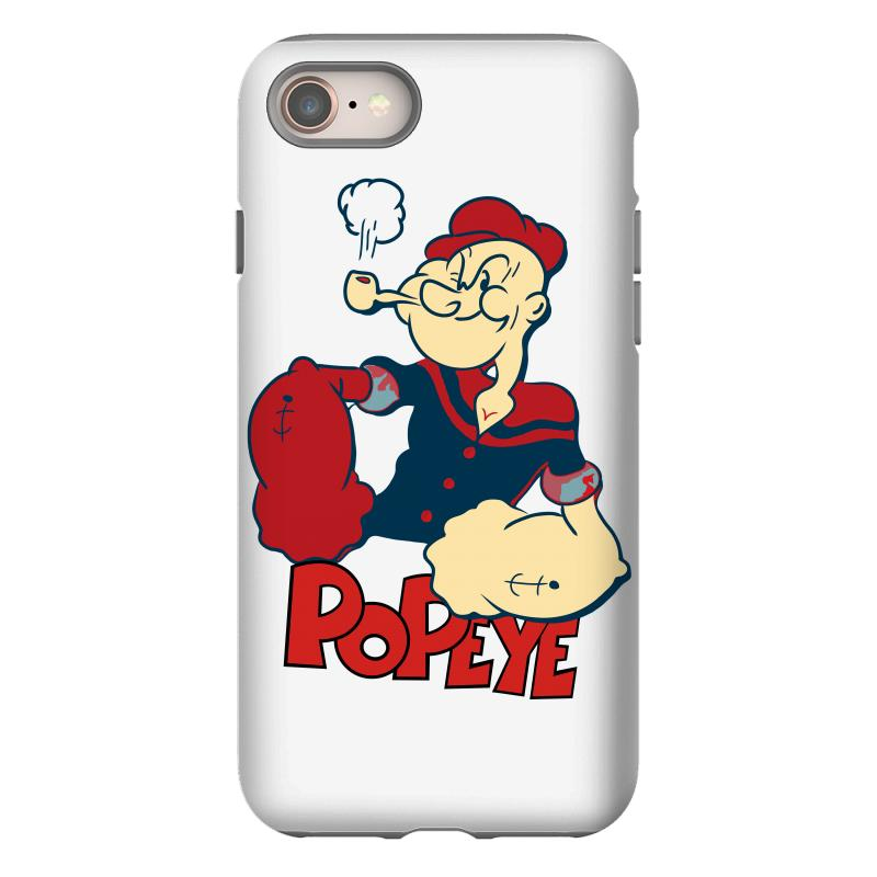 Popeye Iphone 8 Case | Artistshot