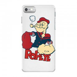 popeye iPhone 7 Case | Artistshot