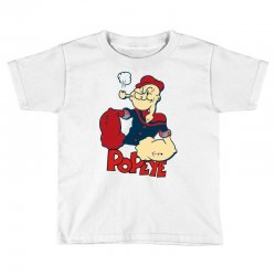 popeye Toddler T-shirt | Artistshot
