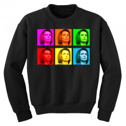 madam speaker pelosi Youth Sweatshirt | Artistshot