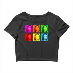 madam speaker pelosi Crop Top | Artistshot