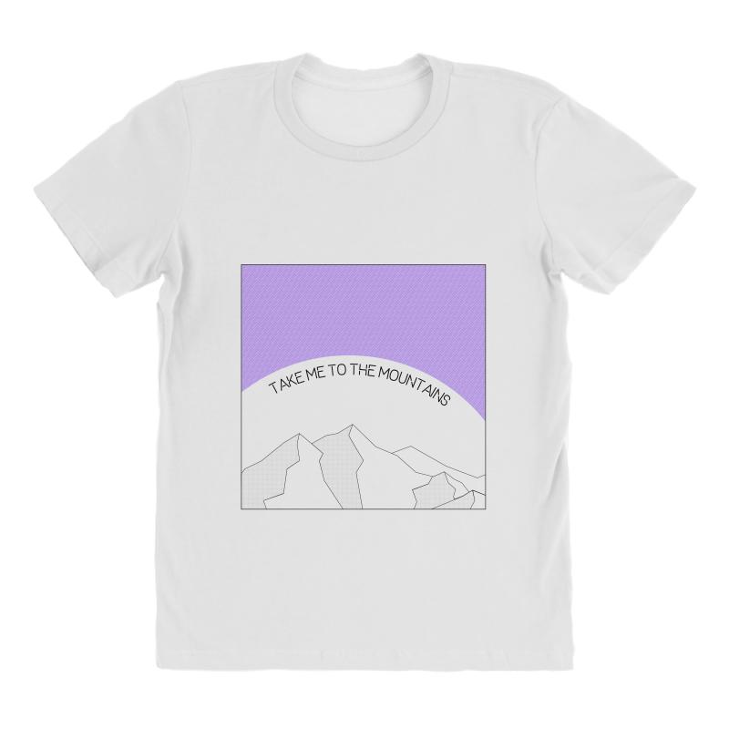 Take Me To The Mountains For Light All Over Women's T-shirt | Artistshot