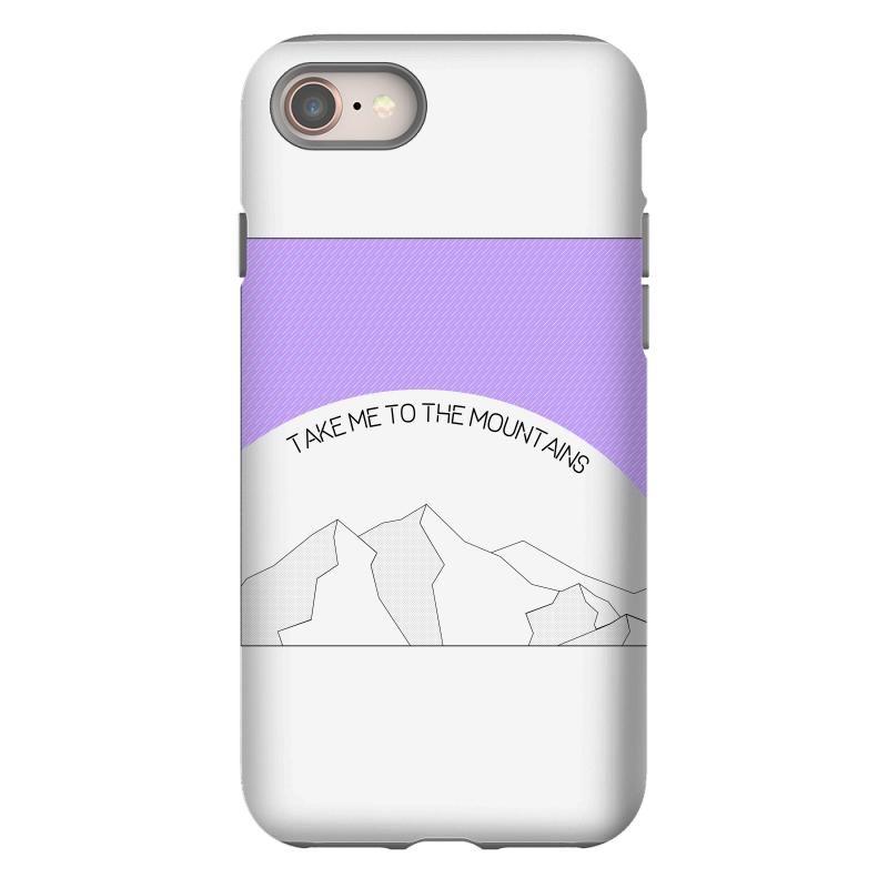 Take Me To The Mountains For Light Iphone 8 Case | Artistshot