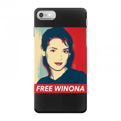 free winona iPhone 7 Case | Artistshot