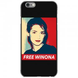 free winona iPhone 6/6s Case | Artistshot