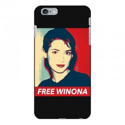 free winona iPhone 6 Plus/6s Plus Case | Artistshot
