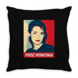 free winona Throw Pillow | Artistshot