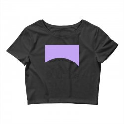 take me to the mountains for light Crop Top | Artistshot