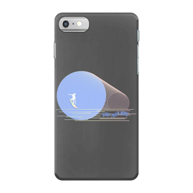 Surfing Boy Abstract Iphone 7 Case | Artistshot