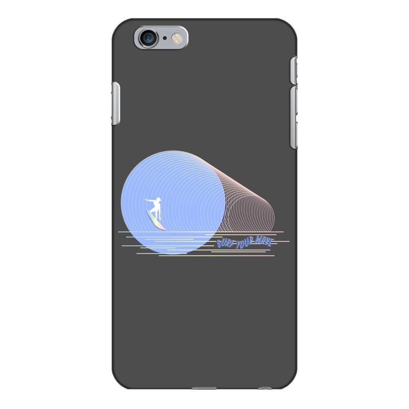 Surfing Boy Abstract Iphone 6 Plus/6s Plus Case | Artistshot
