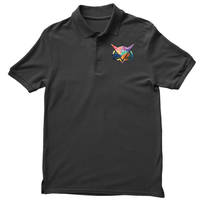Vanoss Symbol Watercolor Men's Polo Shirt | Artistshot