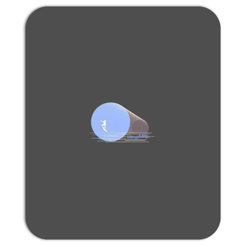 Surfing Boy Abstract Mousepad | Artistshot