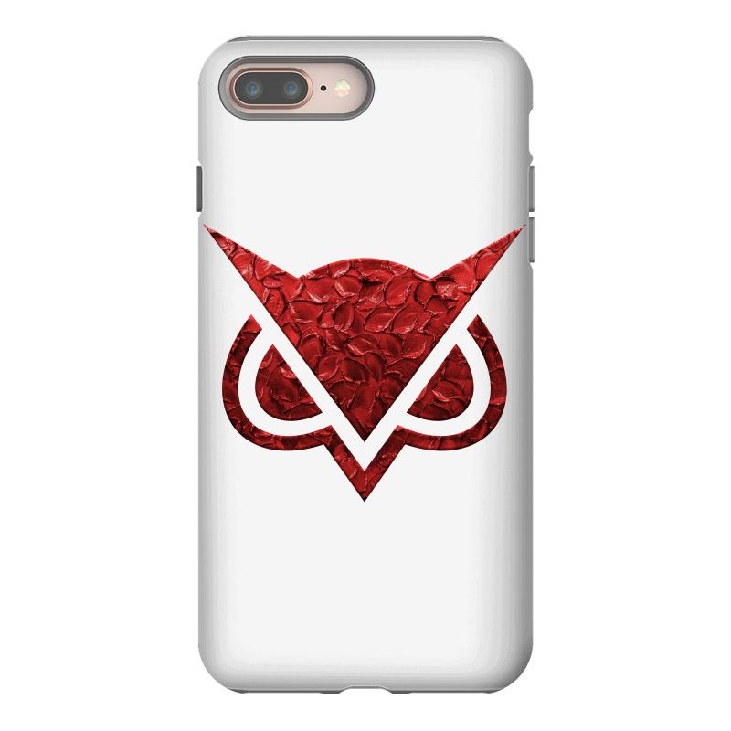 Vanoss Symbol Red Effect Iphone 8 Plus Case | Artistshot