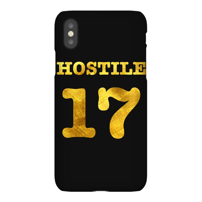 Hostile 17 Iphonex Case | Artistshot